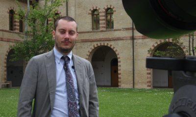 il professor Luca Marinelli
