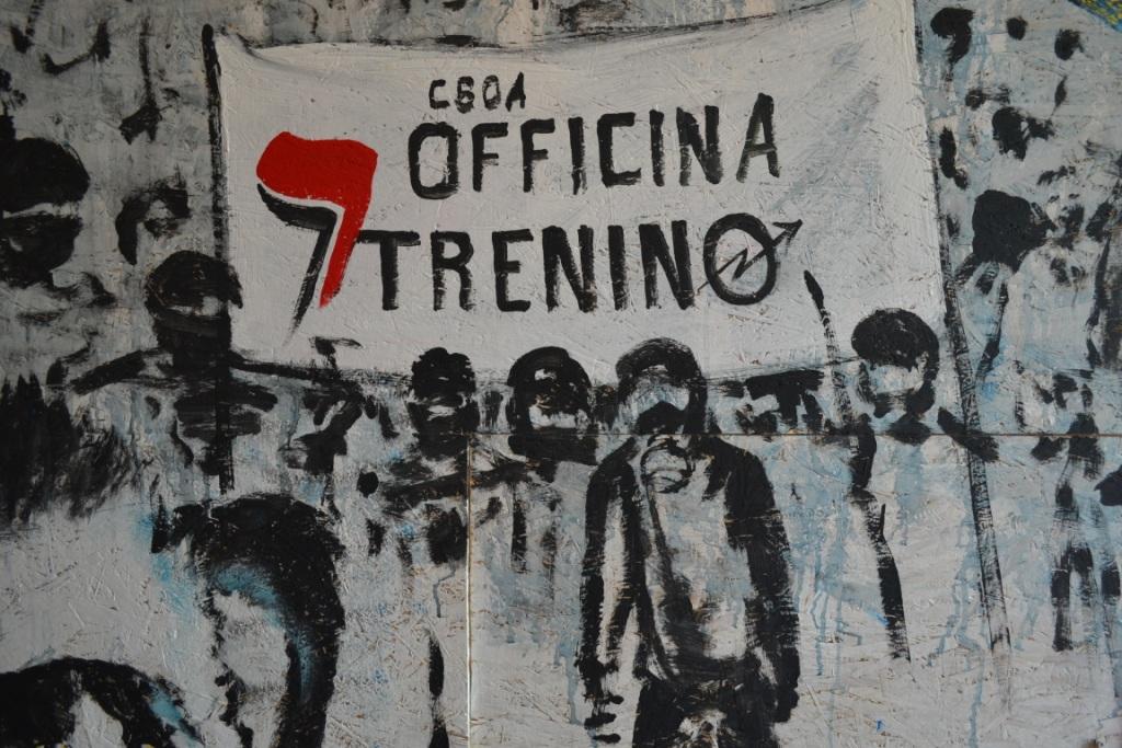 CSOA Officina Trenino