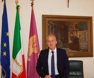 Il Questore Mario Della Cioppa