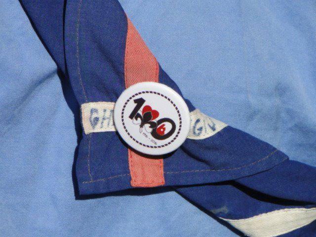 Il fazzolettone del gruppo scout di Fermo