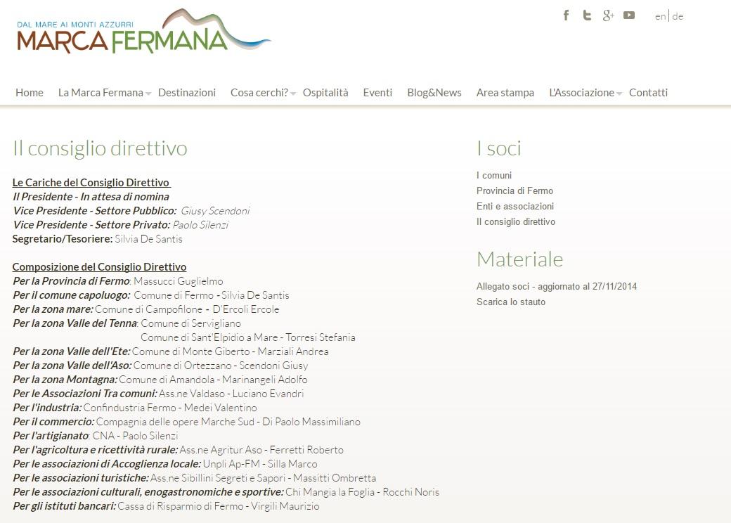 sito marca fermana