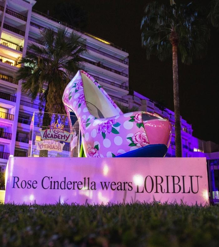 statua_Loriblu Rose Cinderella