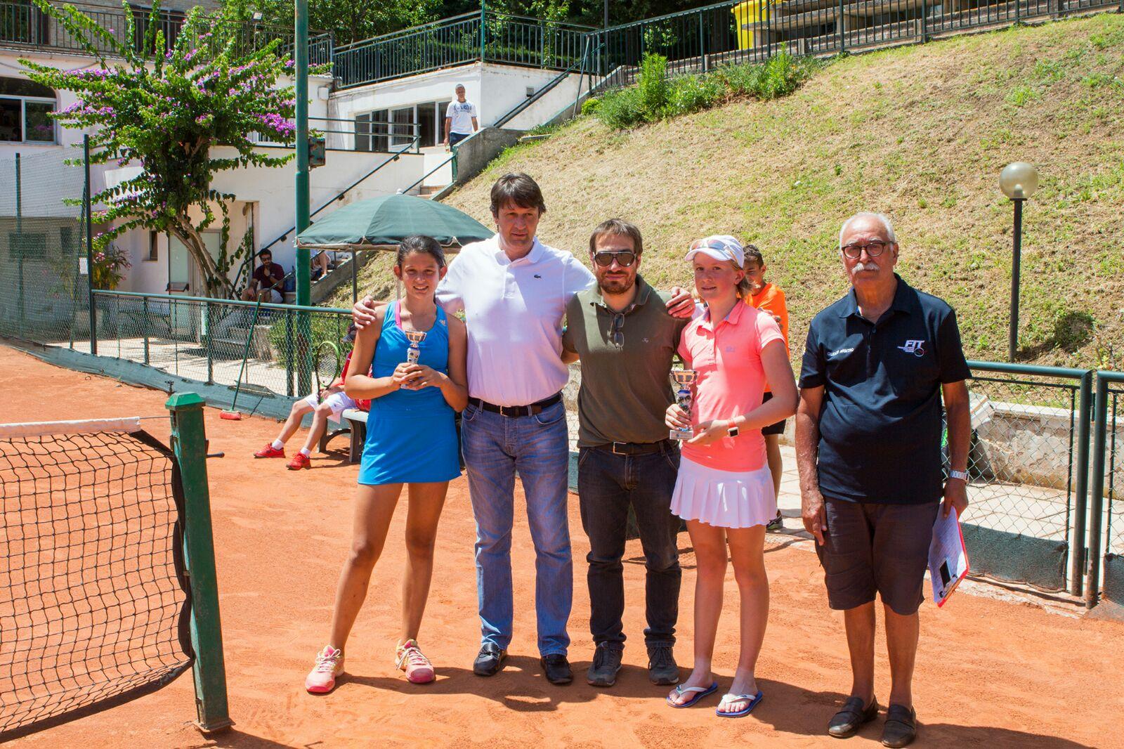 tennis torneo under 12