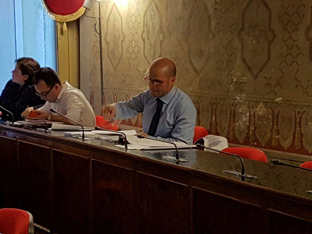 zacheo consiglio comunale