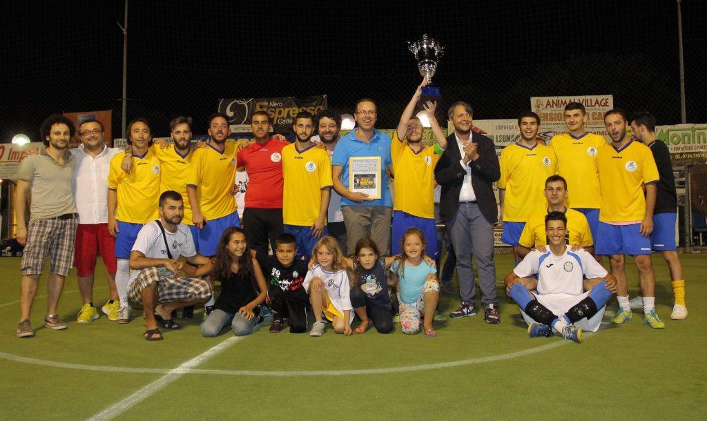 2016.07.26 Montegranaro vittoria Torneo dei Comuni