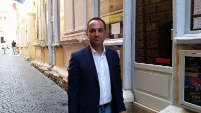 L'avvocato Massimiliano Capancioni