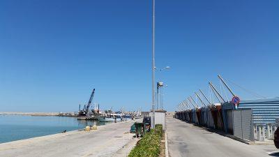 Il porto peschereccio