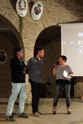 il regista Marco Cruciani