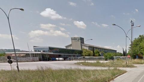 Ex Sadam biomasse centrale