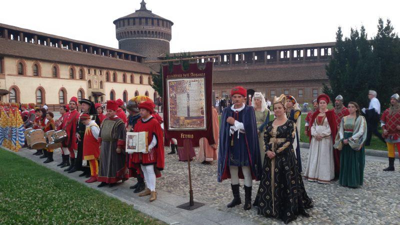 ICOM Milano Cavalcata