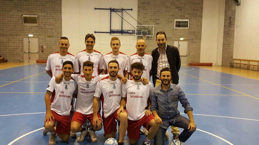 squadra calcio torneo Sant'Elpidio a Mare