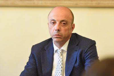 Il procuratore capo Domenico Seccia