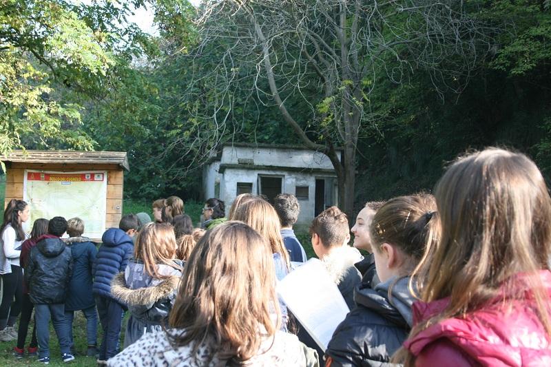 Scuola Torre di Palme Cugnolo Da Vinci Ungaretti