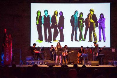 Il gruppo musicale Factory