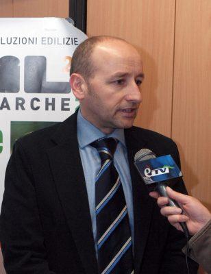 Il promotore di Riabita Marco Crescenzi