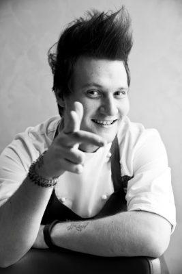 Lo chef Nikita Sergeev