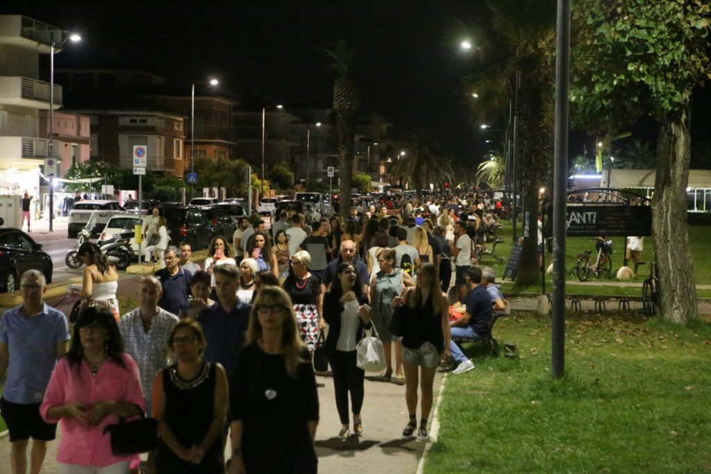 Notte bianca Porto Sant'Elpidio 3