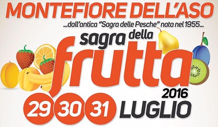 Sagra Frutta 2016