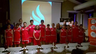 La squadra dello Sporting P.S.Elpidio