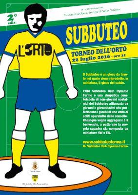 Subbuteo-Orto