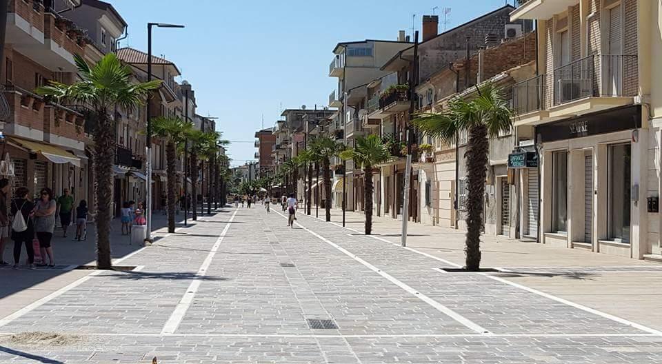 Via Cesare Battisti Porto Sant'Elpidio 1