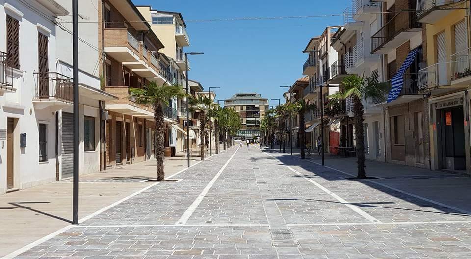 Via Cesare Battisti Porto Sant'Elpidio 2