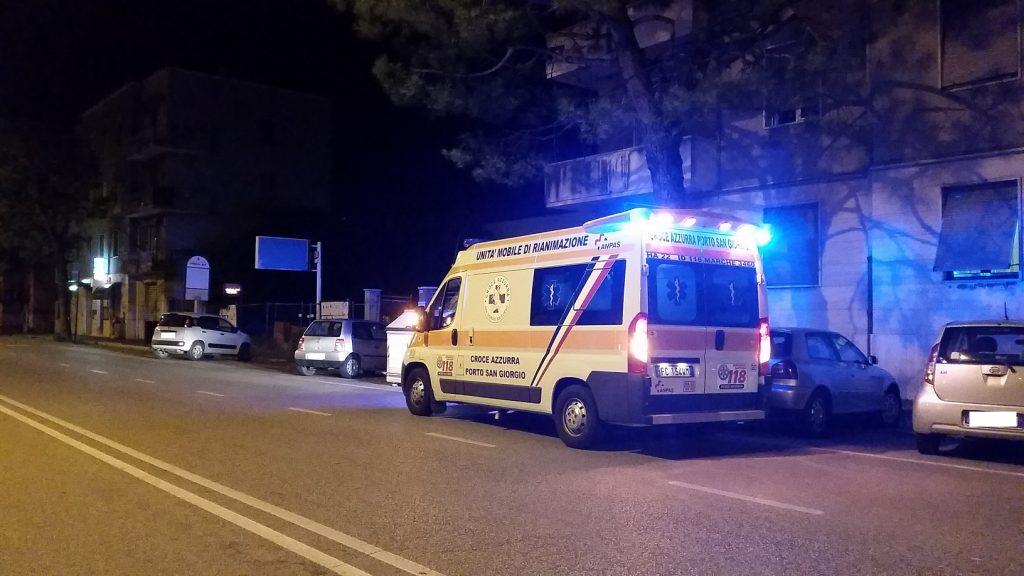 ambulanza Fermo