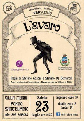 avaro_locandina