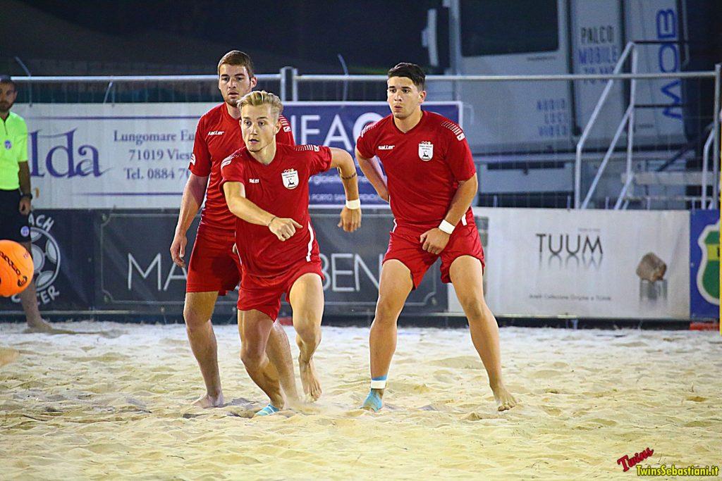 beach soccer 5
