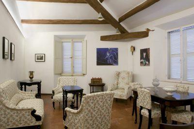 Salone casa Licini