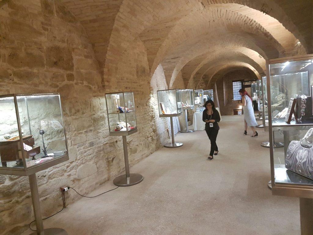 cisterne romane tipicità
