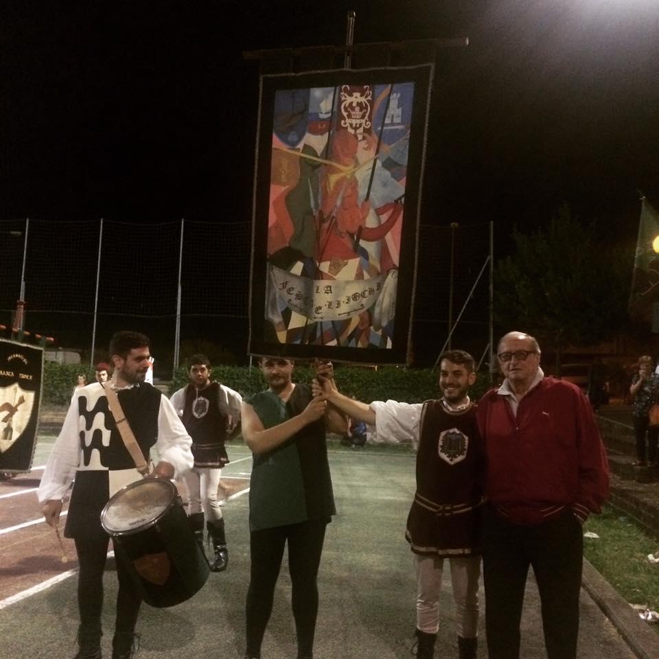 delegazione santa croce vittoria Sant'Elpidio a Mare