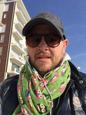 Il selezionatore Federico Raccichini