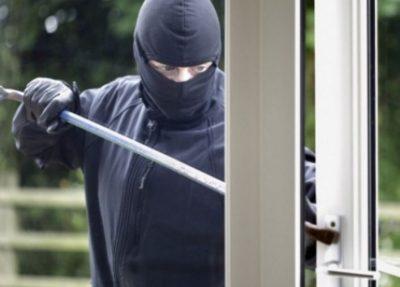 ladro in azione