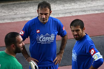 Al centro Luigi Girotti