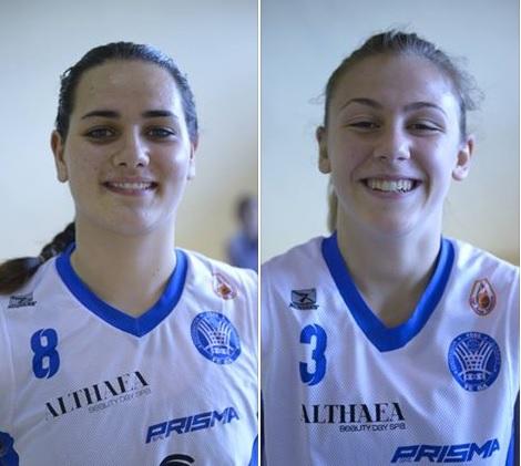 Giorgia Bocola e Alessandra Orsili