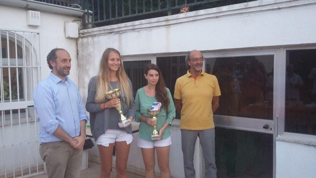 tennis Rocchi e Michetti