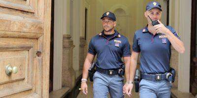 volanti polizia agenti controlli