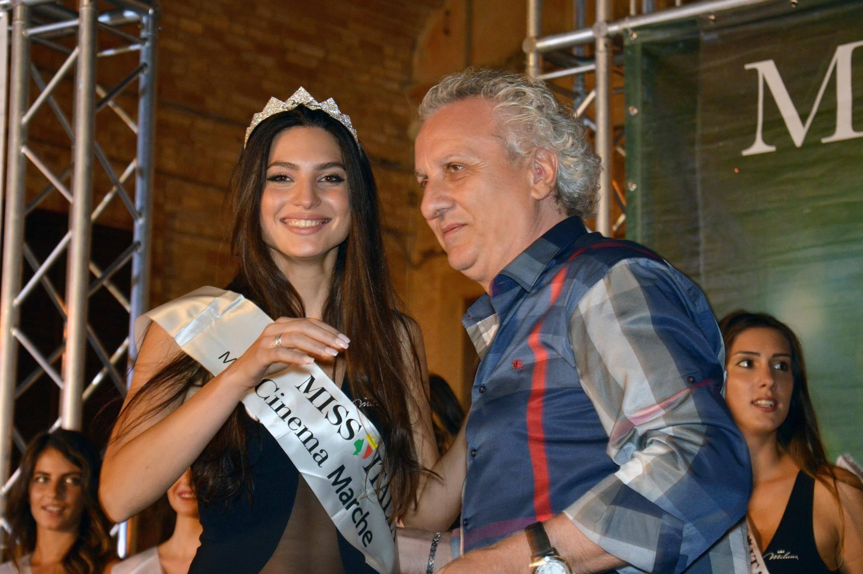 Taryn Piccinini miss cinema marche