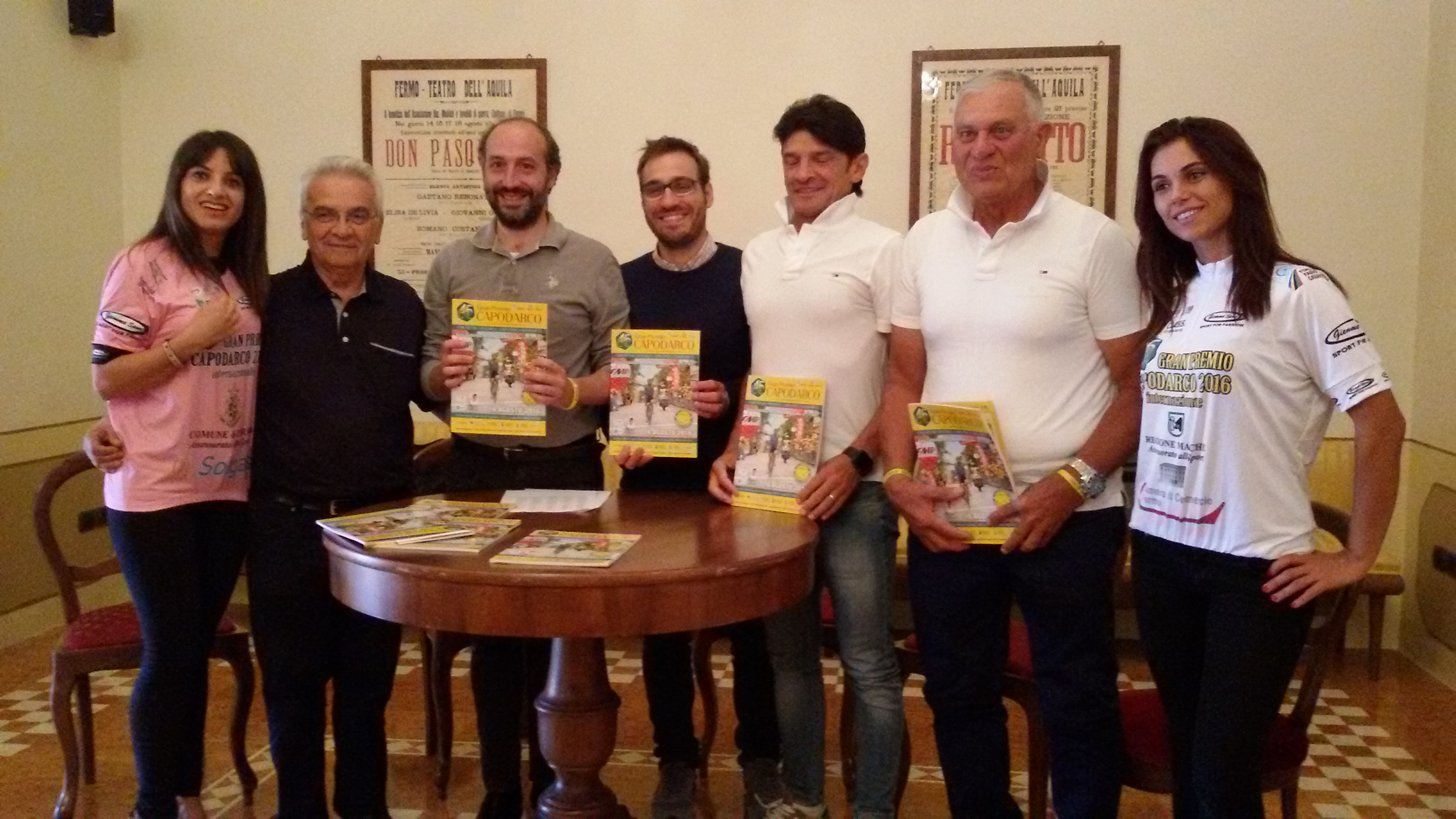 Presentazione GP Capodarco