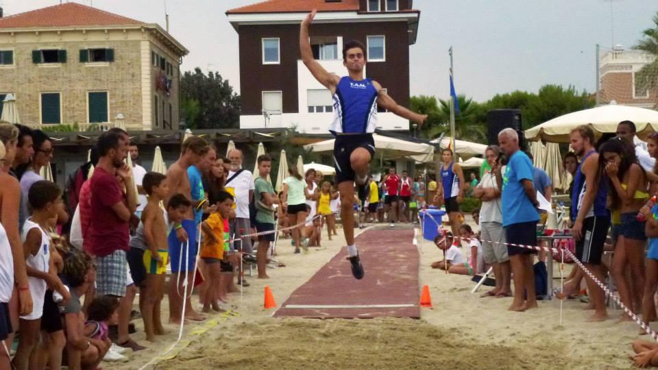 Atletica beach2015