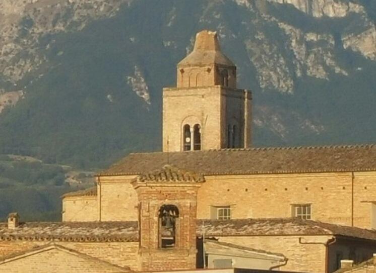 Campanile Crollato Chiesa San Francesco 2