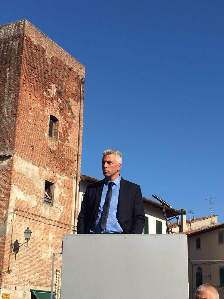 Davide Busatti - mossiere