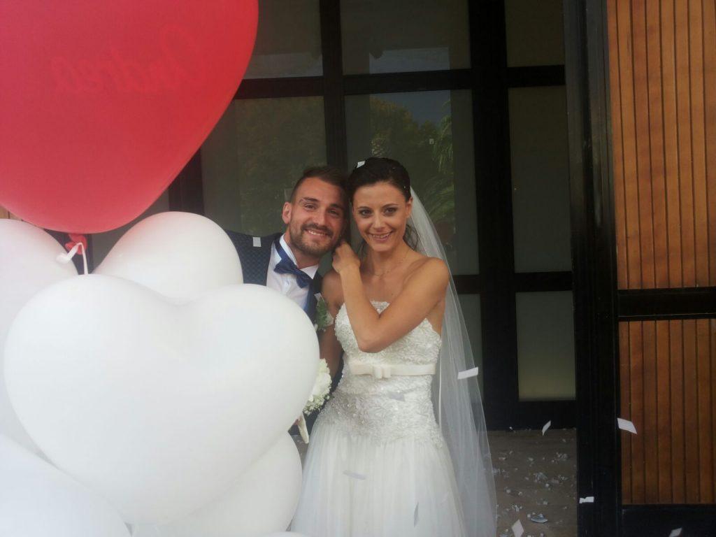 Debora Stangarone e Andrea Calisti matrimonio 10