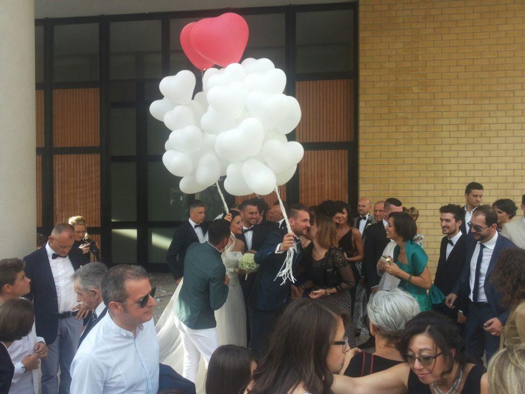 Debora Stangarone e Andrea Calisti matrimonio 2