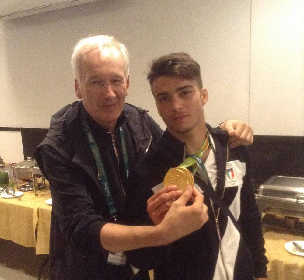 Don Mario Lusek Rio 2