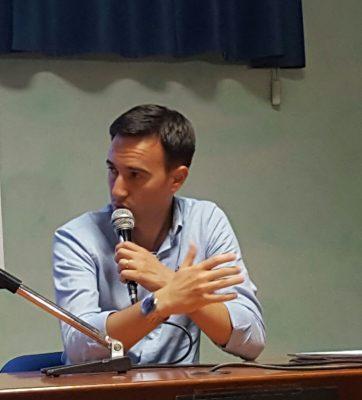 Il sindaco Nazareno Franchellucci