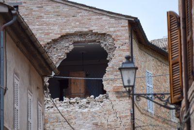Terremoto Amandola