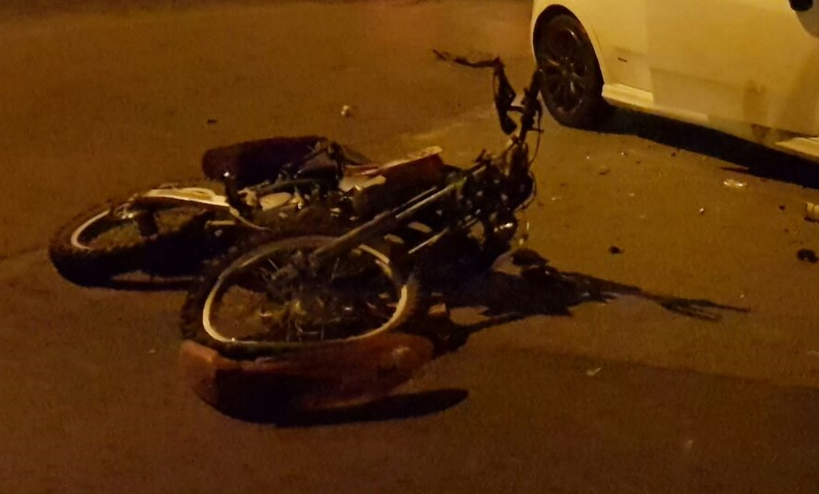 Incidente moto porto san giorgio