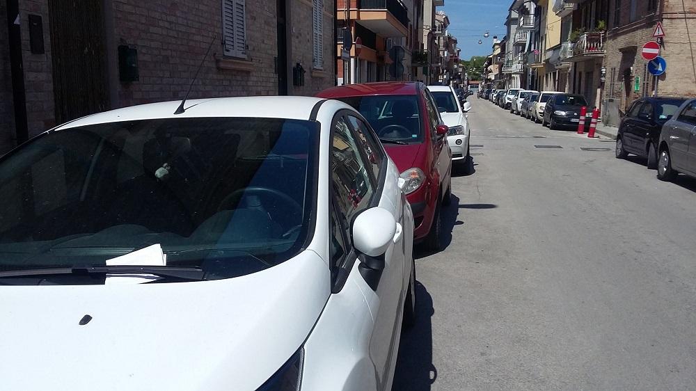 Multa Porto San Giorgio
